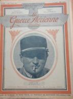 1918 LA GUERRE AÉRIENNE ILLUSTRÉE  - SERGENT LE MÉE - MÉMOIRES DE DORME - RENÉ FONCK - AÉRODROME ANGLAIS - Books, Magazines, Comics