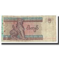 Billet, Myanmar, 5 Kyats, KM:70a, TB - Myanmar