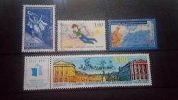 FRANCE - Année 1997 -  N°3058/3059/3072/3073  Neuf ** - Neufs