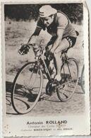 Sport  Cyclisme -vélo : Miroir Sprint Et Anis Berger :   Antonin  Rolland - Cycling