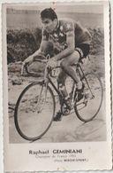 Sport  Cyclisme -vélo : Miroir Sprint Et Anis Berger :   Raphael  Geminiani - Cycling