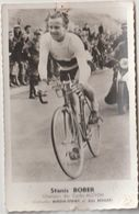 Sport  Cyclisme -vélo : Miroir Sprint Et Anis Berger :   Stanis  Boder - Cycling