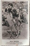 Sport  Cyclisme -vélo : Miroir Sprint Et Anis Berger :   Jean   Dotto - Cycling