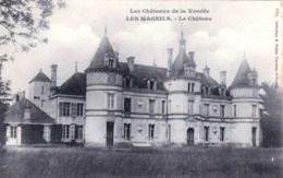 85 - Vendée -  Les Magnils - Le Chateau - Francia