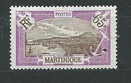 MARTINIQUE N° 122 * TB - Neufs