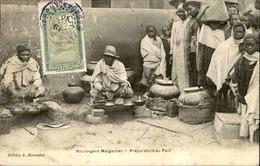 MADAGASCAR - Carte Postale - Métiers - Boulangers Malgaches - Préparation Du Pain - L 66723 - Madagascar