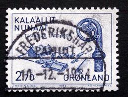 Greenland 1982  Millenium Jub.Bishop-stick  MiNr.139  ( Lot D 2960  ) - Usati