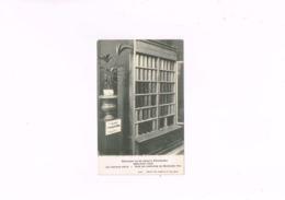 Bierghes,Rebecq,vase En Porphyre De Bierghes Poli ,Désiré Van Dantzig Et Fils,Bruxelles,carte Postale Ancienne 1910. - Rebecq