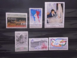 FRANCE - Année 1995 - N° 2970 à 2975  Neuf ** - Neufs