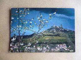 Dept 46  Saint Cere  Les Tours De Saint Laurent Demeure Du Peintre Jean Lurçat  ( écrite 1961) Edit Theojac - Saint-Céré