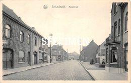 Kapelstraat - Sint-Lodewijk - Deerlijk