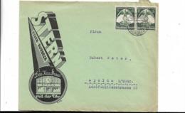 Brief Aus Essen 1935 - Germany