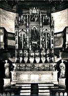 20047) CARTOLINA DI MONTEPULCIANO-INTERNO DEL DUOMO-IL TRITTICO DI TADDEO DI BARTOLO-NUOVA - Italy