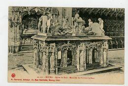 CPA: 01 - BOURG - EGLISE DE BROU - MAUSOLÉE DE PHILIBERT LE BEAU - - Eglise De Brou