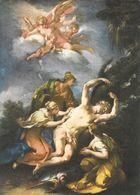 San Sebastiano Soccorso Dalle Pie Donne (M. Rocca). Non Viaggiata - Paintings