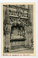 CPA: 01 - BOURG - EGLISE DE BROU - TOMBEAU DE MARGUERITE DE BOURBON - - Eglise De Brou