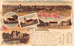 Liebemühl Ostpreussen Litho - Polonia