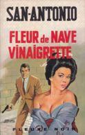 San-Antonio - Fleur De Nave Vinaigrette - Fleuve Noir