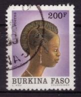 Burkina Faso 1991 - Oblitéré - Coiffures Féminines - Michel Nr. 1251 (bur052) - Burkina Faso (1984-...)