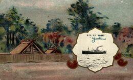 JAPON JAPAN NYK SS KLEIST JOSHINO YOSHINO MARU - Steamers