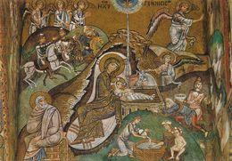 Palermo. Cappella Palatina. La Natività. Non Viaggiata - Ancient World