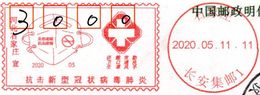 CHINA ShiJiaZhuang COVID-19 METTER PMK(Fight The COVID Virus) To NanPing City - Disease