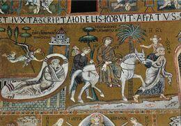 Palermo. Cappella Palatina. Fuga Della Madonna. Non Viaggiata - Ancient World