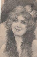 CPA  Jolie FEMME  Illustrateur  1907 - Femmes