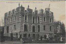 SAINT DENIS DE CABANNE Nouveau Château En Construction - Frankreich