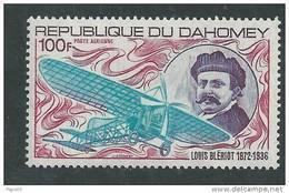 Dahomey P.A. N° 169 XX Centenaire De La Mort De Louis Blériot Sans Charnière,  TB - Benin - Dahomey (1960-...)