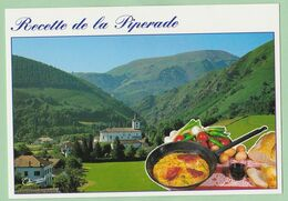 RECETTE DE CUISINE La Piperade ( Itxassou ) - Recetas De Cocina