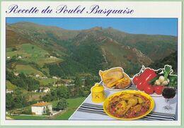 RECETTE DE CUISINE Le Poulet Basquaise ( Bidarray ) - Recetas De Cocina