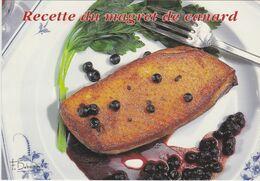 RECETTE DE CUISINE Francis Debaisieux Les Magrets De Canard Aux Myrtilles - Recetas De Cocina