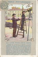 75 - PARIS - PITTORESQUE - La Lune Pour Deux Sous - Petits Métiers à Paris