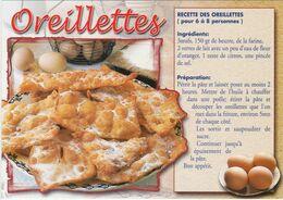 RECETTE DE CUISINE Les Oreillettes - Recetas De Cocina
