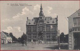 Mortsel Oude-God Vieux-Dieu Gemeentehuis Maison Communale (In Zeer Goede Kaart) - Mortsel