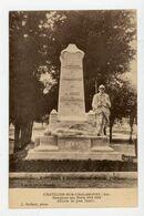CPA: 01 - CHATILLON-SUR-CHALARONNE - MONUMENT AUX MORTS - - Châtillon-sur-Chalaronne