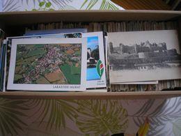 DESTOCKAGE - 4 KG De Cartes Postales Modernes, Principalement France Avec Quelques Anciennes Et Carnets  - 6 Photos - 500 CP Min.