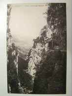 D38D  VERCORS Route Des Grands Goulets 1913 - La Mure