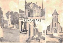 02 - SOUVENIR De RENANSART - Autres Communes