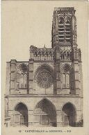 02    Soissons  La Cathedrale - Soissons