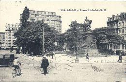 08 - 2020 - NORD - 59 - LILLE - Place Richerbé - Lille