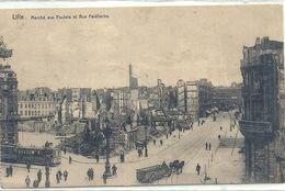 08 - 2020 - NORD - 59 - LILLE - Marché Aux Poulets Et Rue Faidherbe - Lille