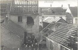 Bevere - Ruïnes Wereldoorlog 1914-1918 (fotokaart) - Oudenaarde