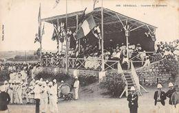 A-20-885 : SENEGAL COURSES DE RUFISQUE - Chevaux