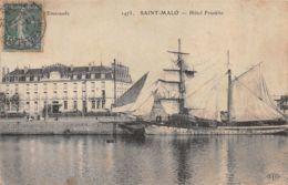 Saint Malo (35) - Hôtel Franklin - Voilier - Saint Malo