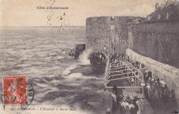 Saint Malo (35) - L'Eventail à Marée Haute - Saint Malo