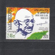 Georgia Georgien 2020 MNH ** Mi 740 Gandhi - Georgia