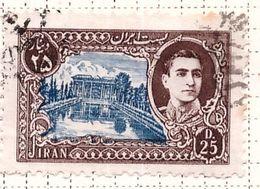 PIA - IRAN  - 1950: Scià Riza Pahalavi E Monumenti - (Yv   720) - Irán