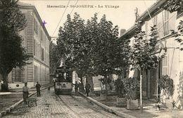 Marseille  Saint-Joseph  Le Village  (tramway) - Otros